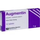 Аугментин 1г (14табл)