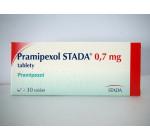 Прамипексол 0,18мг (100табл) STADA