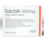 Салофальк 500мг (100таб)