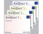 Амарил 2мг (30табл)