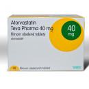 Аторвастатин Тева 40мг (30шт)