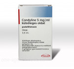 Кондилин 0,5% флакон 3,5мл
