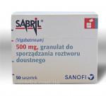 Сабрил 500мг (50пакетиков)
