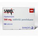 Сабрил 500мг (100табл)