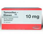 Тамоксифен 10мг (30табл)