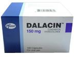Далацин С 150мг (16капс)