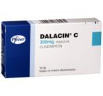 Далацин С 300мг (16капс)