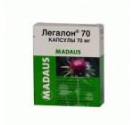 Легалон 70 мг (100 капс)