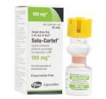 Солу-Кортеф Act-O-Vial (гидрокортизон) 100мг (1фл)
