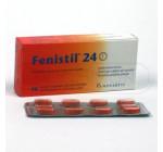 Фенистил 24мг (20капс)