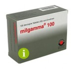 Мильгамма 50мг/250мкг таб (100шт)