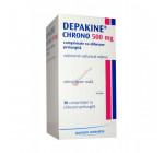 Депакин Хроно 500мг (40 таб)