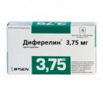 Декапептил 3,75мг (1шп)