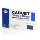 Кадуэт 10/10 мг, 30 табл