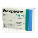 Фраксипарин 0.8мл (10шпр)