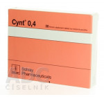 Цинт 0,3 мг, 30 табл