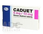 Кадуэт 5/10 мг, 30 табл