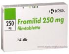 Фромилид 250мг (14табл)