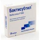Бактисубтил (10шт)