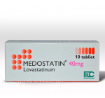 Медостатин 40мг (10шт)