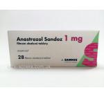 Анастрозол 1мг (28табл) Sandoz