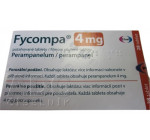 Файкомпа (Fycompa) 4 мг (28табл)