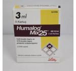 Хумалог Микс 25 (5х3мл)
