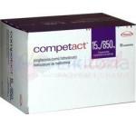 Компетакт (Пиоглитазон) 15мг/850мг (56шт)